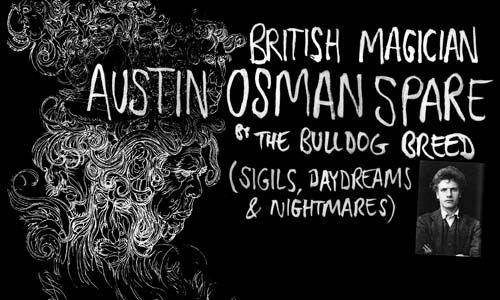 Austin Osman Spare Jpg 500 300 Pixels Austin Osman Spare Osman