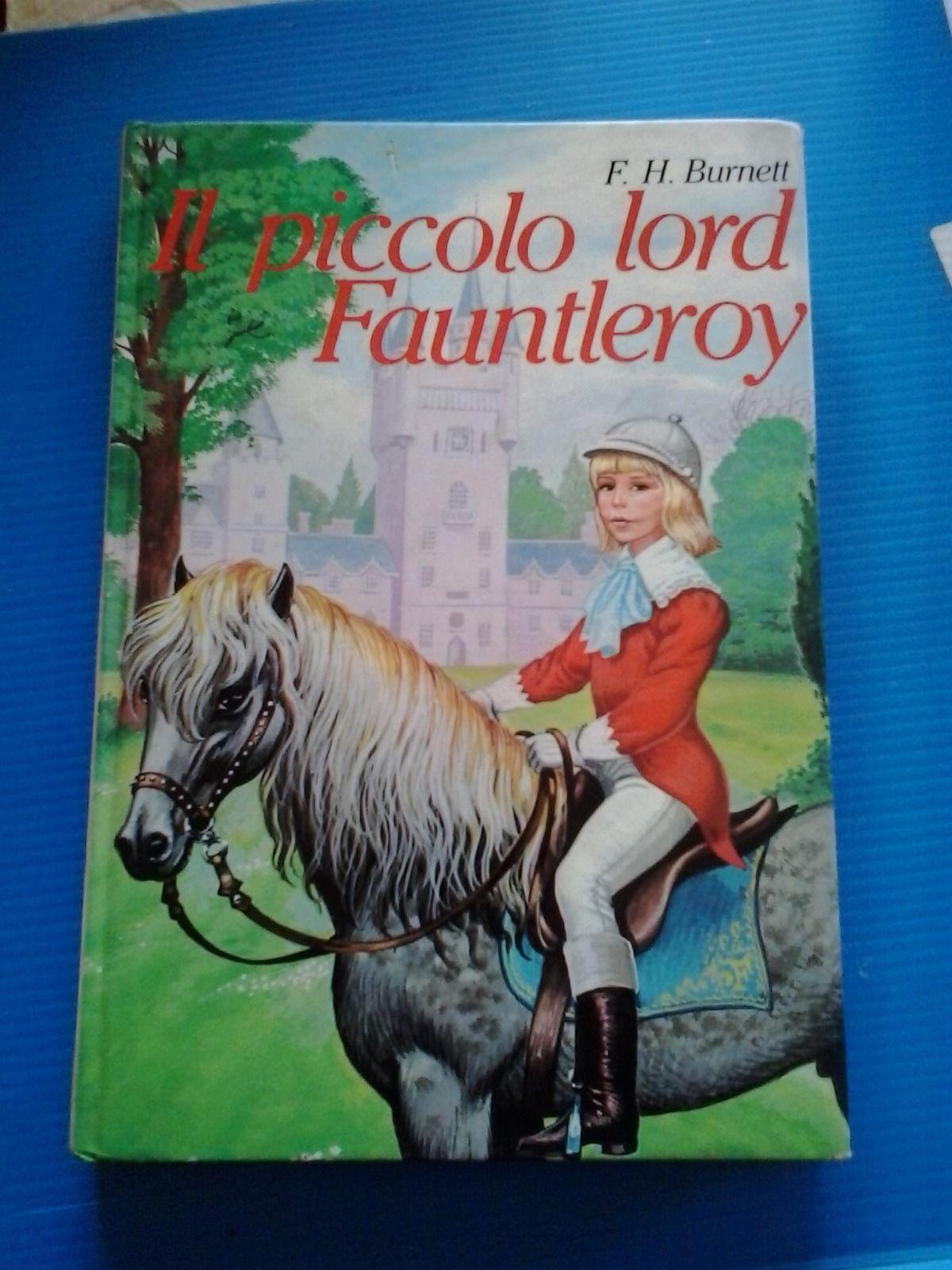 Il piccolo lord 1982 malipiero letteratura inglese