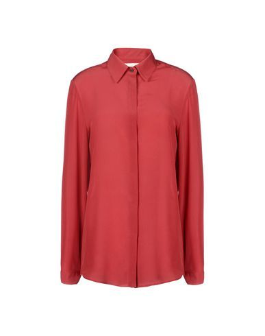 8 Women's Shirt Brick red XS INT
