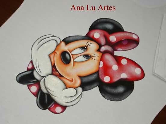 Desenhos Da Minnie Para Pintar Em Tecido: Casamento Dos Meus Sonhos