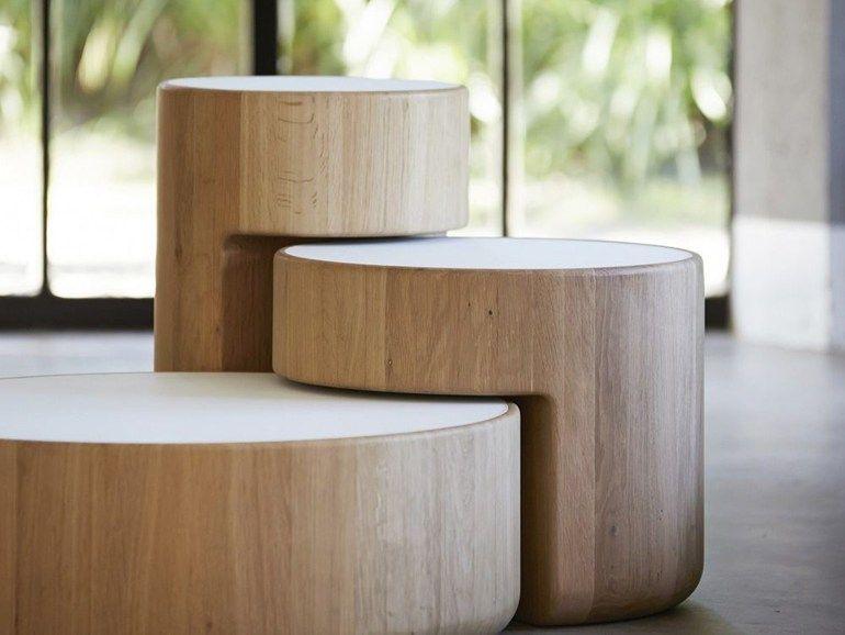 Levels Table Basse By Per Use Design Lucie Koldova Dan Yeffet Mobilier De Salon Mobilier Design Bois Concept