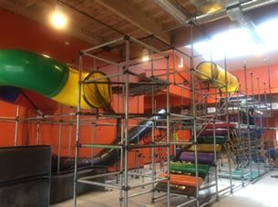 Charlie S Safari In Lacey Wa The Best Family Fun Center Offering Arcade Laser Tag Infl Indoor Playground Equipment Indoor Playground Playground Equipment