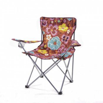 Camping Chairs Quickseat Pink Flower Camping Chairs Boutique