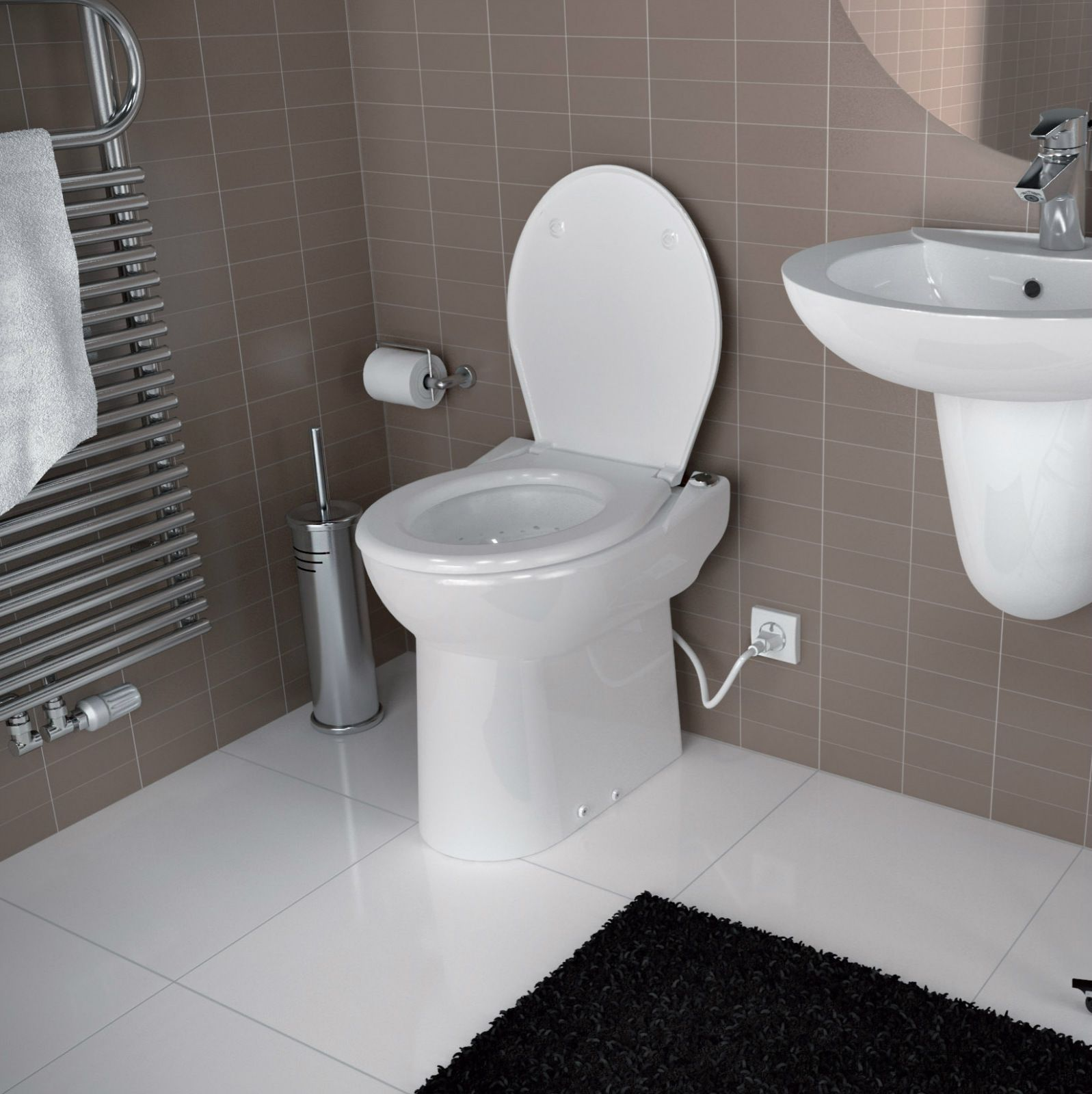 lowe 39 s basement toilet