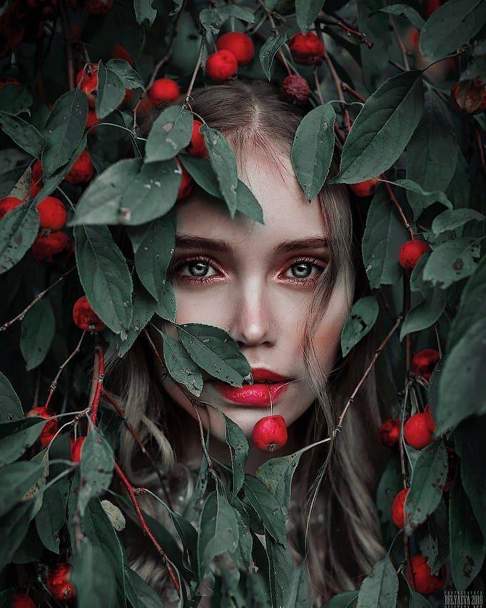 Beautiful Feminine Photo Portraits By The Russian Fashion Photographer Svetlana Belyaeva