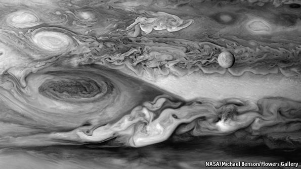 Photography: Renewing the lost wonder of the solar system | The Economist