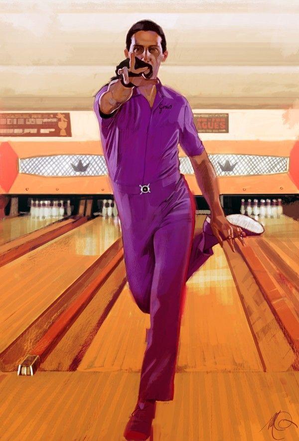 V0rtex Anomaly The Big Lebowski John Turturro Iconic Movies