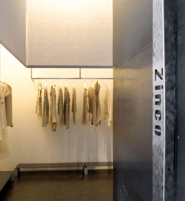 Maurizio Lai | Showroom Zinco | Milano