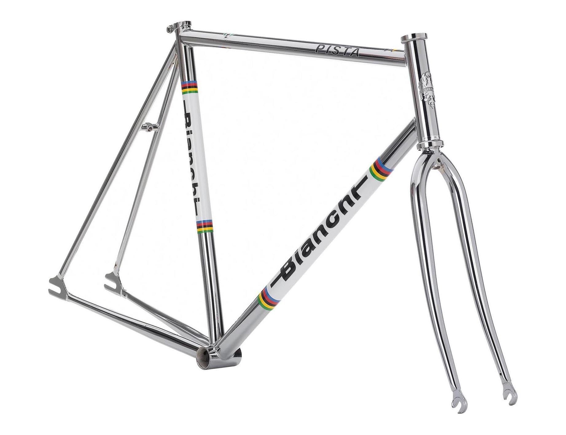 Bianchi Pista Steel Bike Details Bike