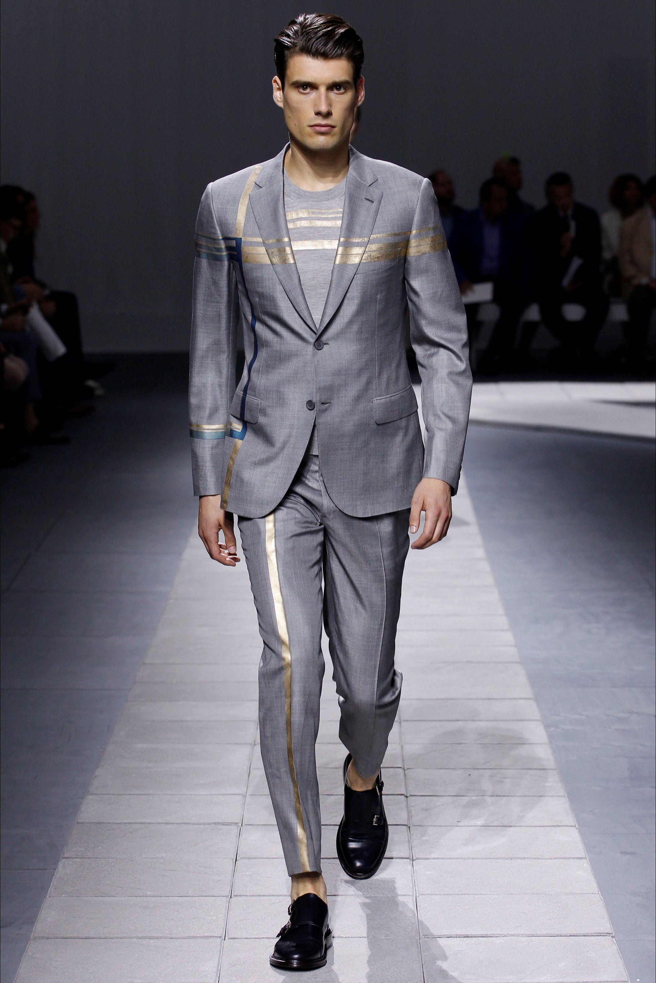 Sfilata Moda Uomo Brioni Milano - Primavera Estate 2016 - Vogue ... ba17b3c9846