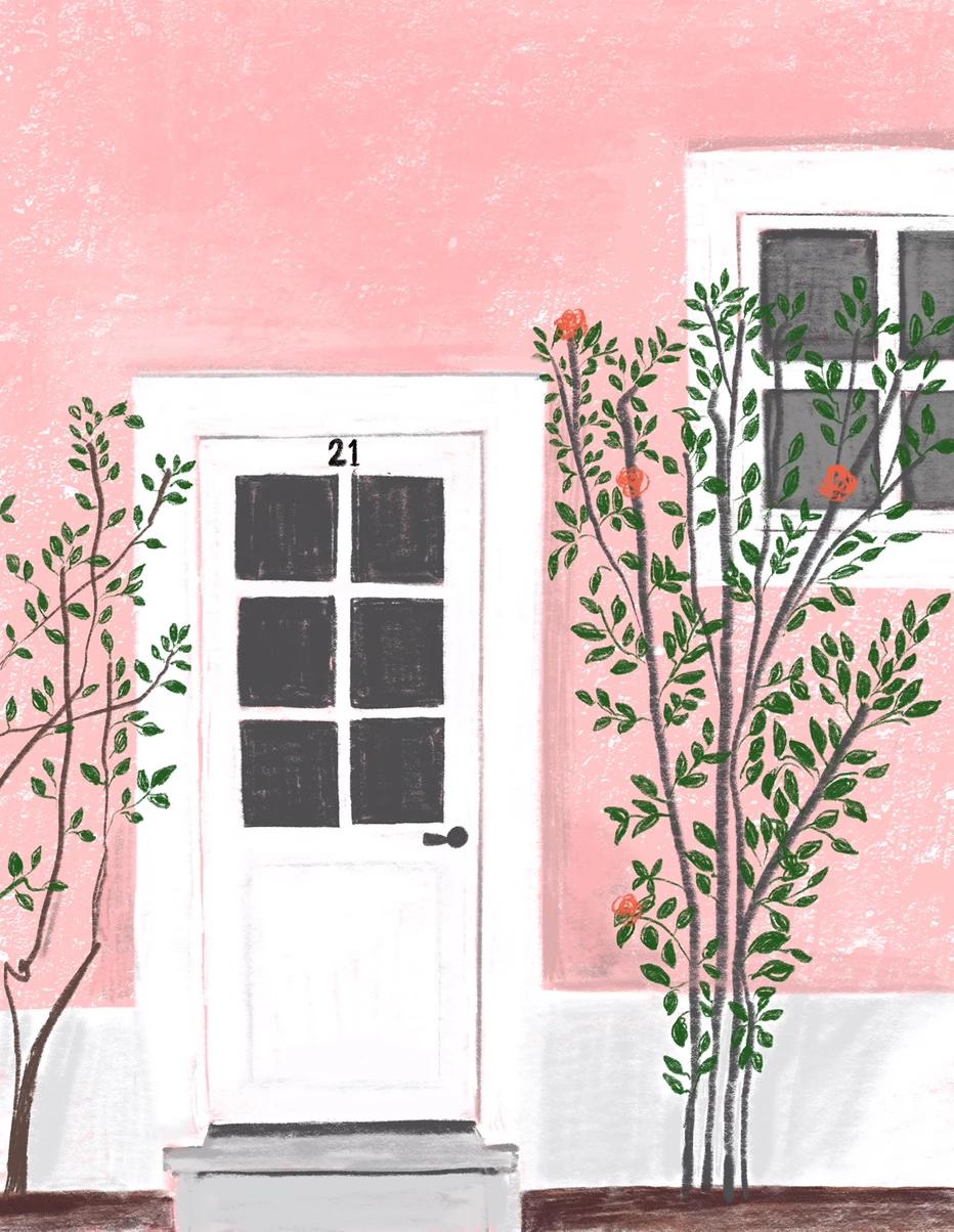 Illustration/ Patti Blau