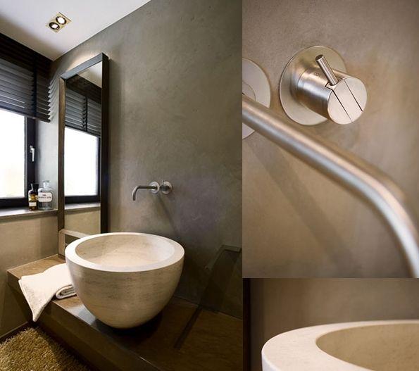 Gästebad gästebad mit spachteltechnik dreyer erlangen nürnberg erlangen