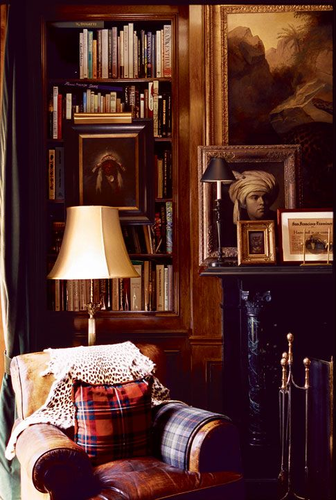 ralph lauren 39 s home ex libris pinterest britischer landhausstil bibliothek und. Black Bedroom Furniture Sets. Home Design Ideas