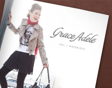 Calling All Fashionistas Scentsy Launched Grace Adele This Week