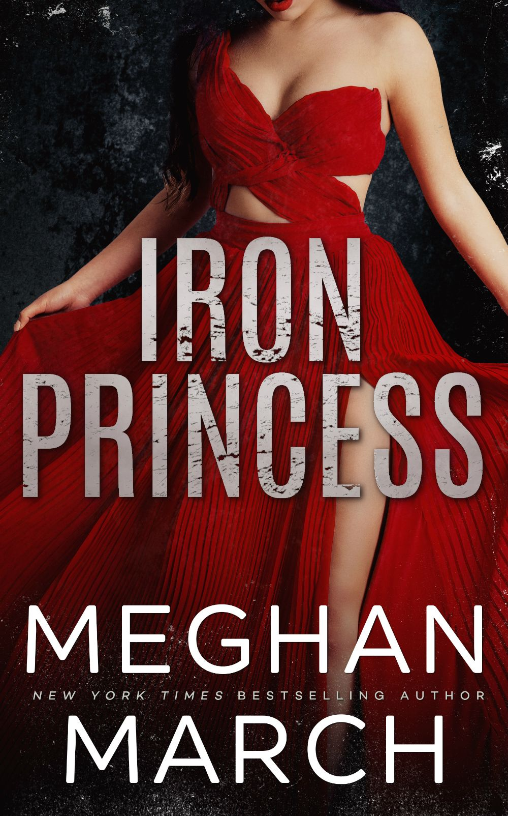 Cover Reveals & PreOrder Iron Princess by Meghan March