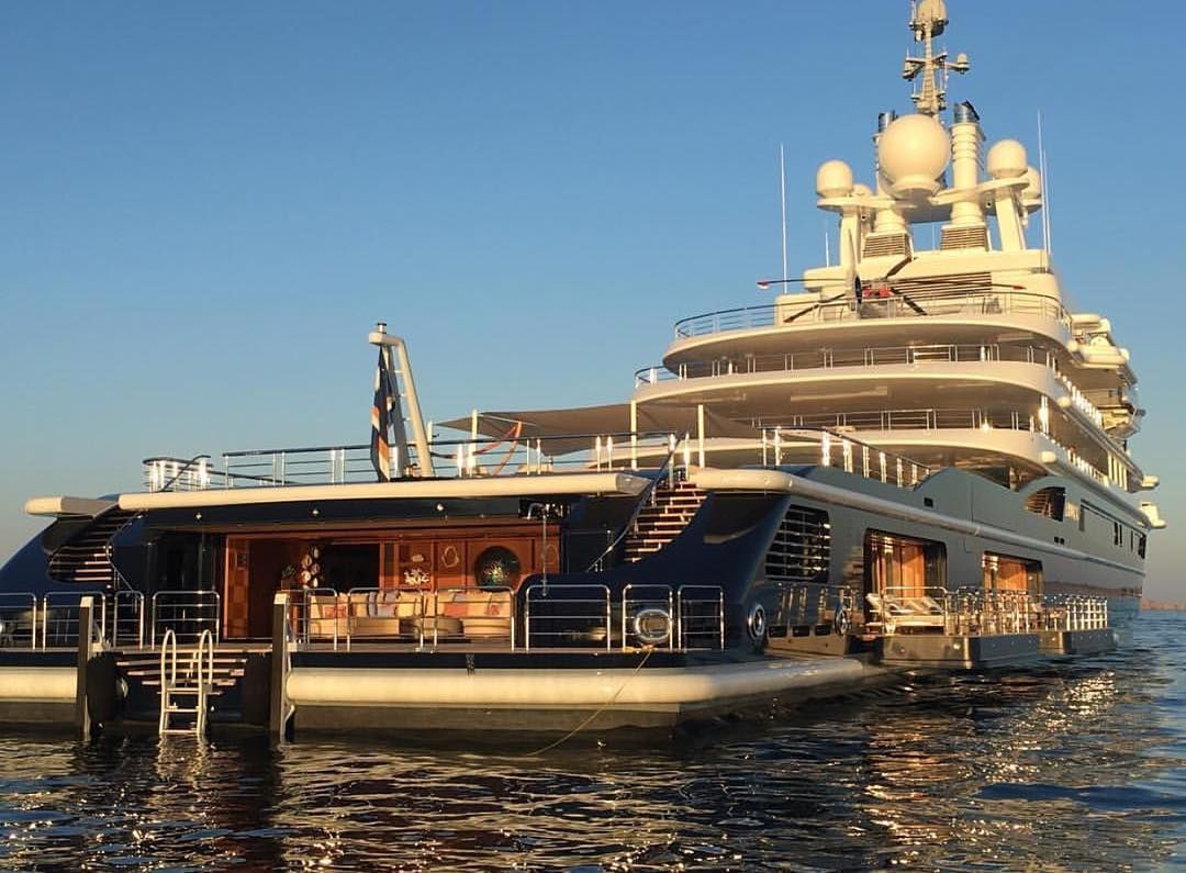 Luna One Of My All Time Favorites By Gabr Giu Helicopter Yacht
