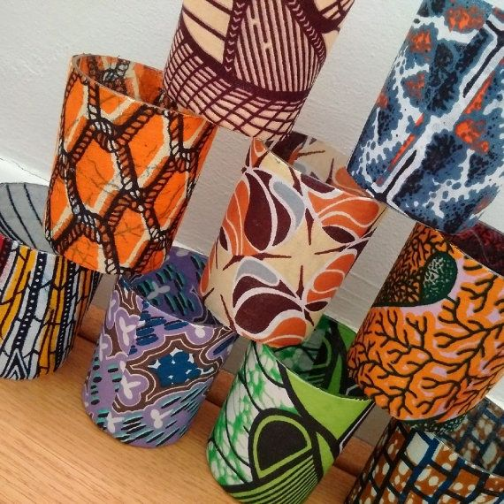 Traditional Nigerian Wedding Gifts: African Wedding Candle Holders, Set Of 20, African Wedding