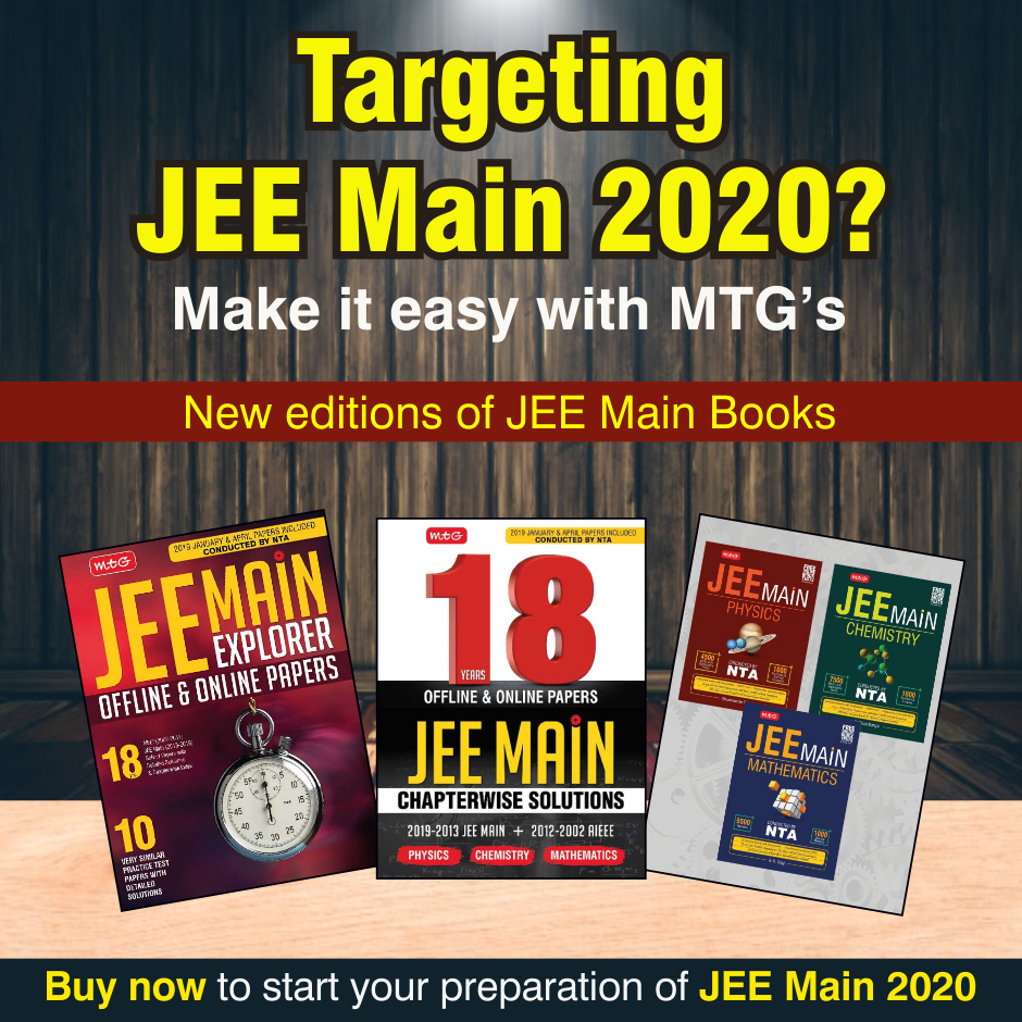 Make Your Jeemain 2020 Target A Success With Mtg S Books The Master In Turning Jee Aspirants Into Engineers Since Ages Ord Mtg Books Books Online Paper