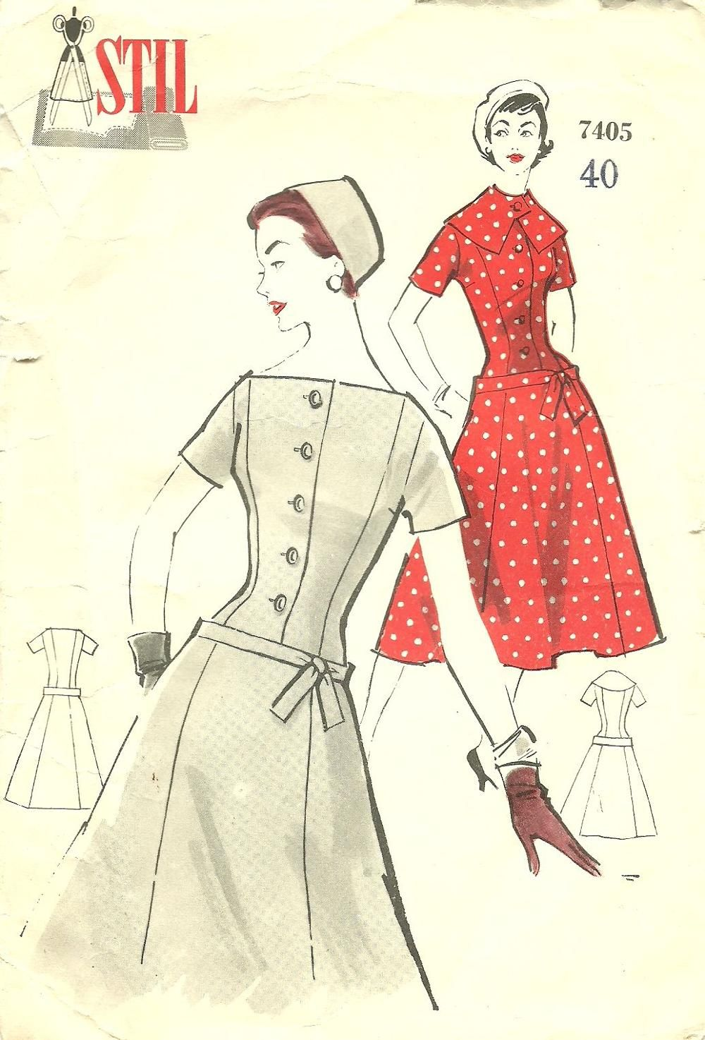 Vogue vintage sewing patterns sewing patterns and patterns