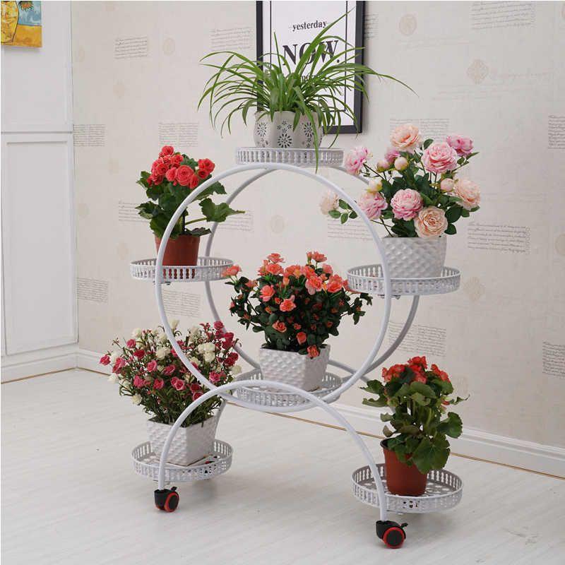 Indoor Plant stand flower stand shelf standing flower