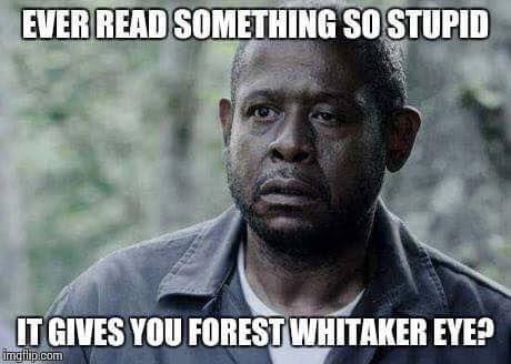 Hmm Forest Whitaker Nursing Fun Eyes Meme