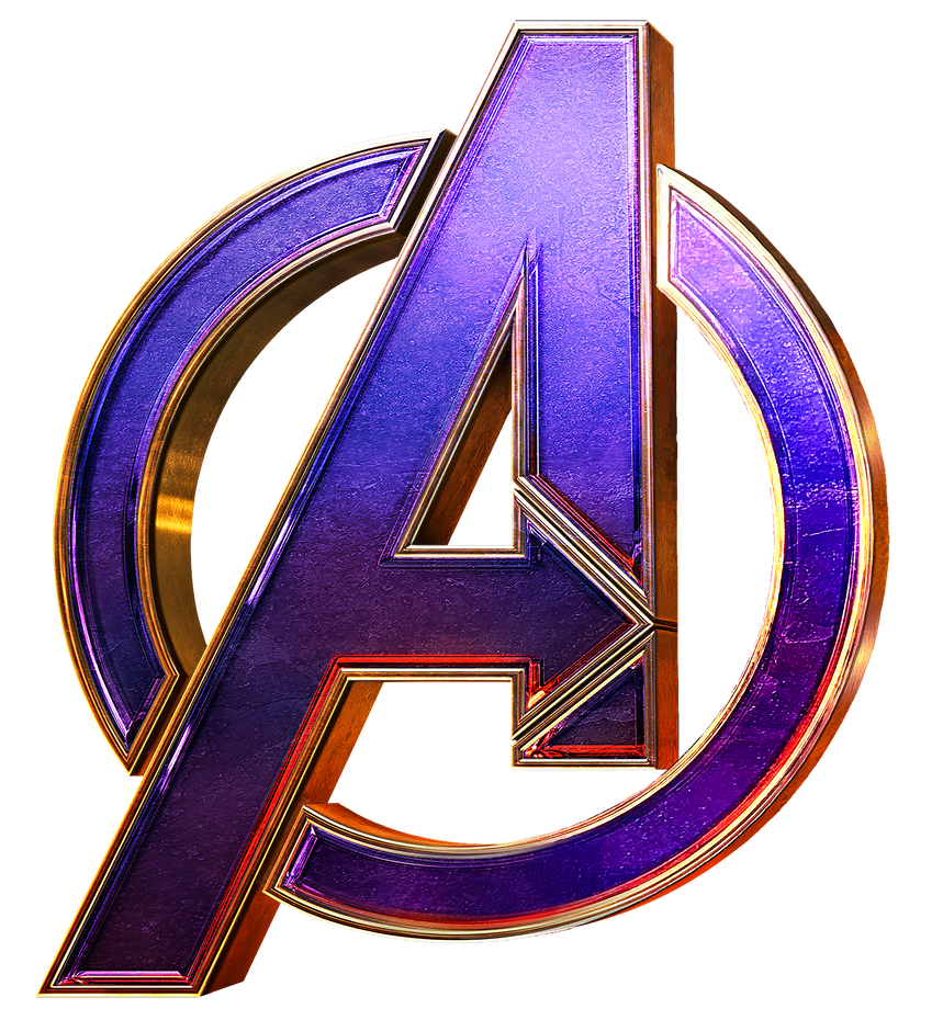 Avengers Endgame (2019) Avengers logo png. by mintmovi3