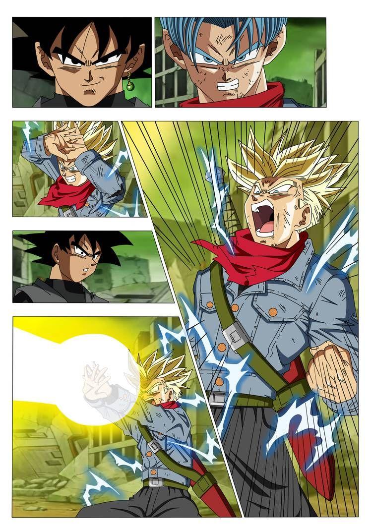 Manga 13 Dragon Ball Super Restoration Finished By Nekoar On Deviantart Dragon Ball Art Dragon Ball Artwork Anime Dragon Ball
