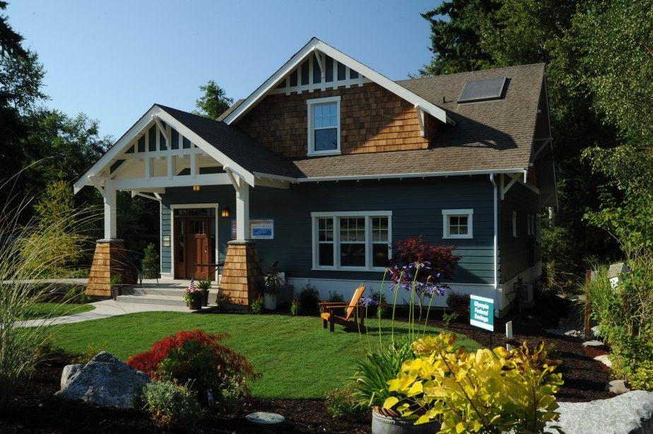 Craftsman House Colors Exterior