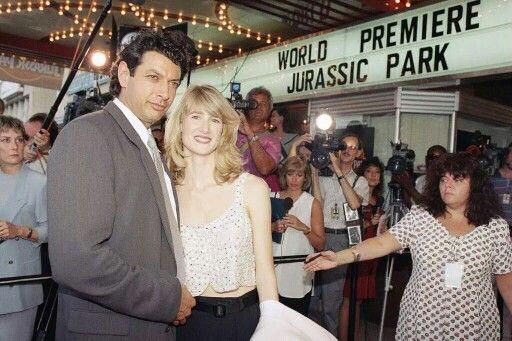 Jurassic Park premiere ♡