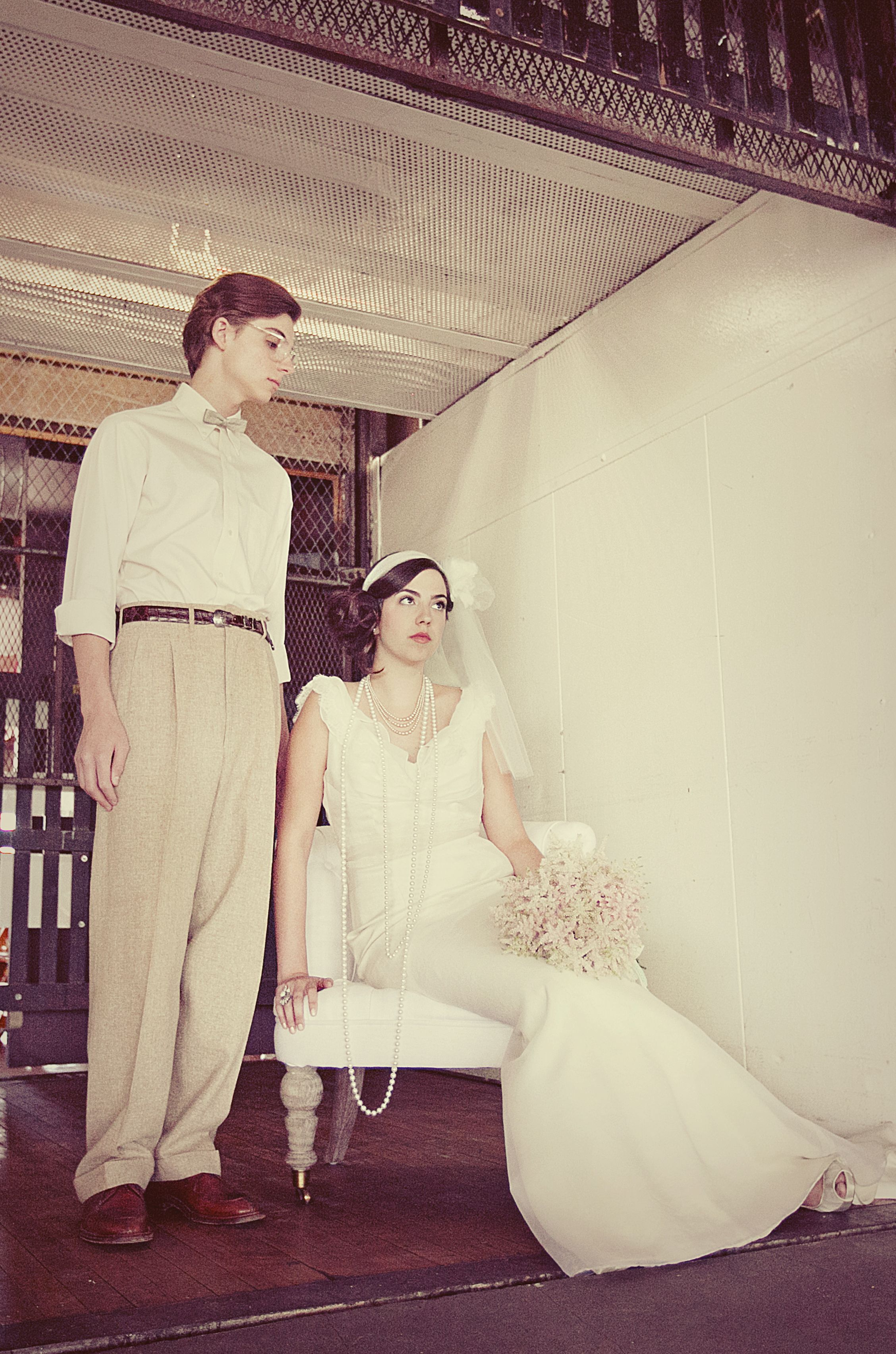 1920\'s Flapper Jay & Daisy Gatsby Wedding Inspiration | Gatsby ...
