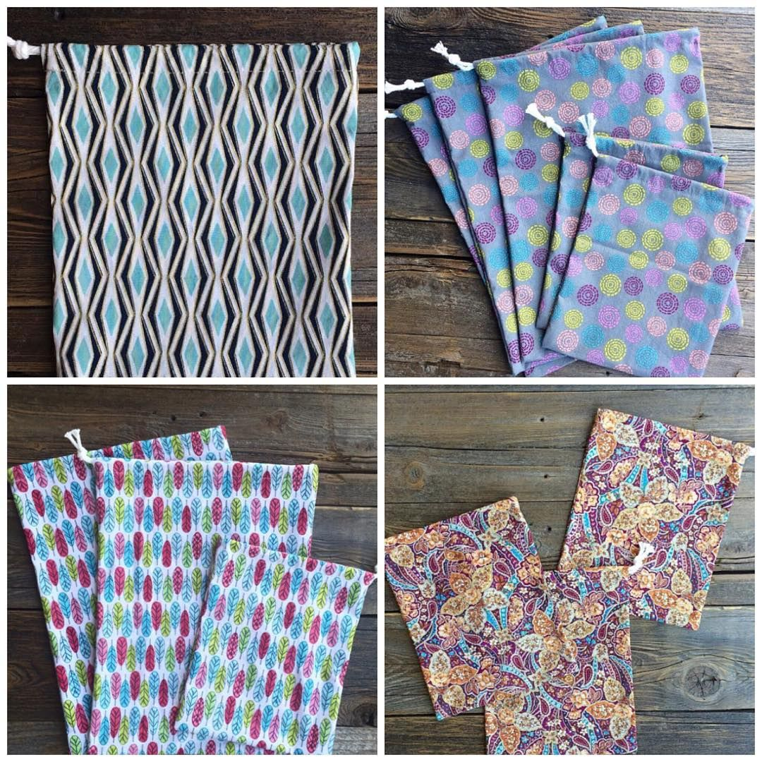 I am going on vacation to Disneyland for my little ones bday in a couple days, so I will have to put my store on vacation mode for a little while starting at 11 AM MST (1 hour basically). So if you want to put in an order, please so do now! My sale on my 100% cotton reusable produce/bulk bags will also end at that time. Use code ZEROWASTE10 for 10% any of my print bags and receive either 10 cotton facial rounds or a cold brew coffee bag free! (Specify during checkout!) This goes for all…