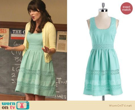 32e4ca9124 Jess s mint green dress on sale at Lord and Taylor