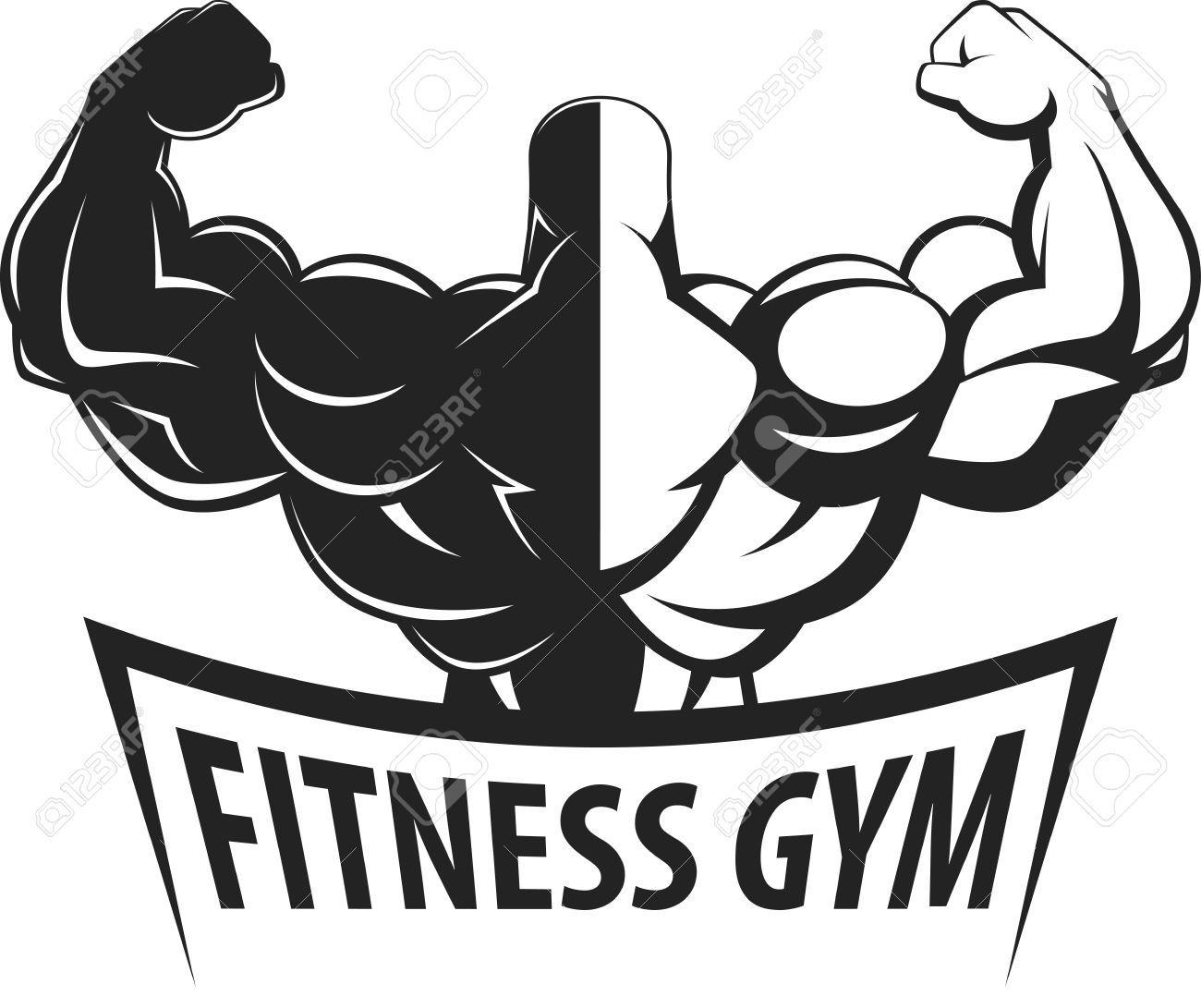 bodybuilder desenho pesquisa google bodybuilding logo bodybuilding motivation gym logo gym design [ 1300 x 1091 Pixel ]