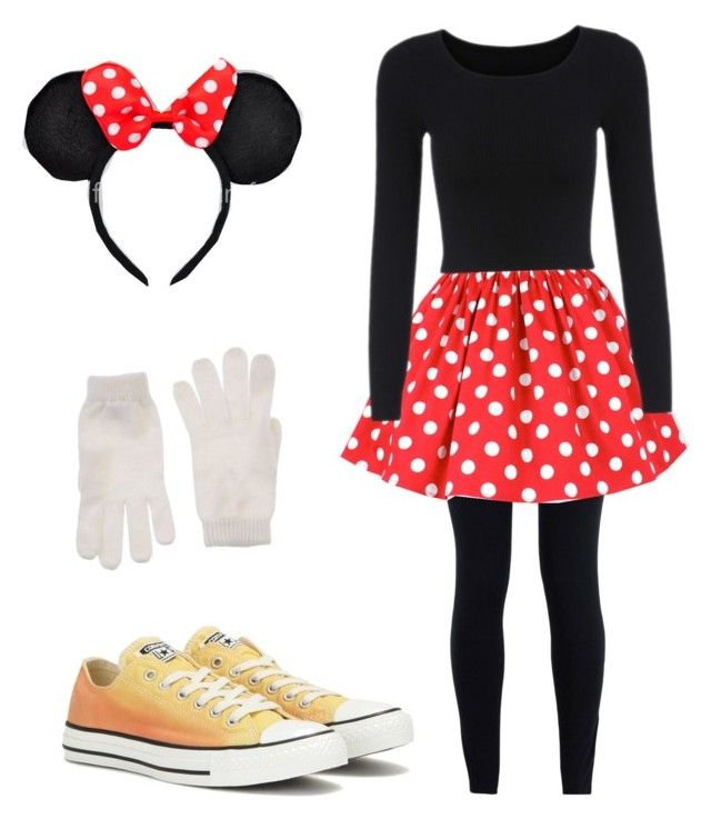 Mini Mouse costume\