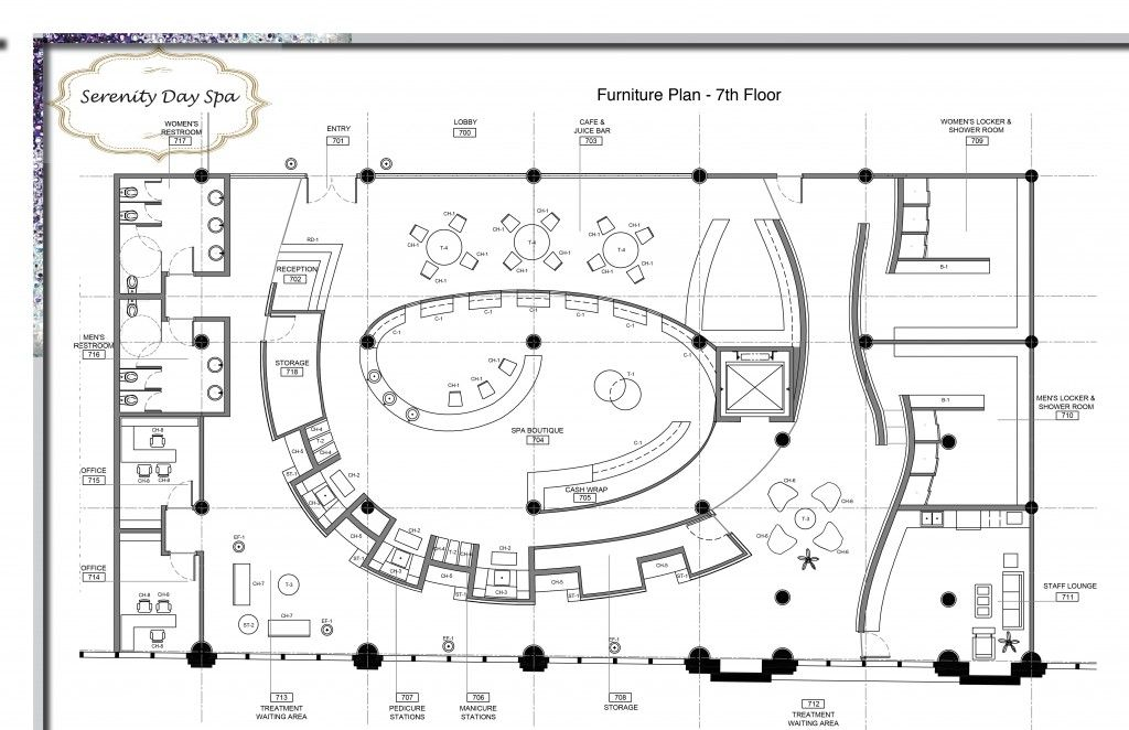 Pin by Melanie on Beauty Salon &Day Spa Layouts