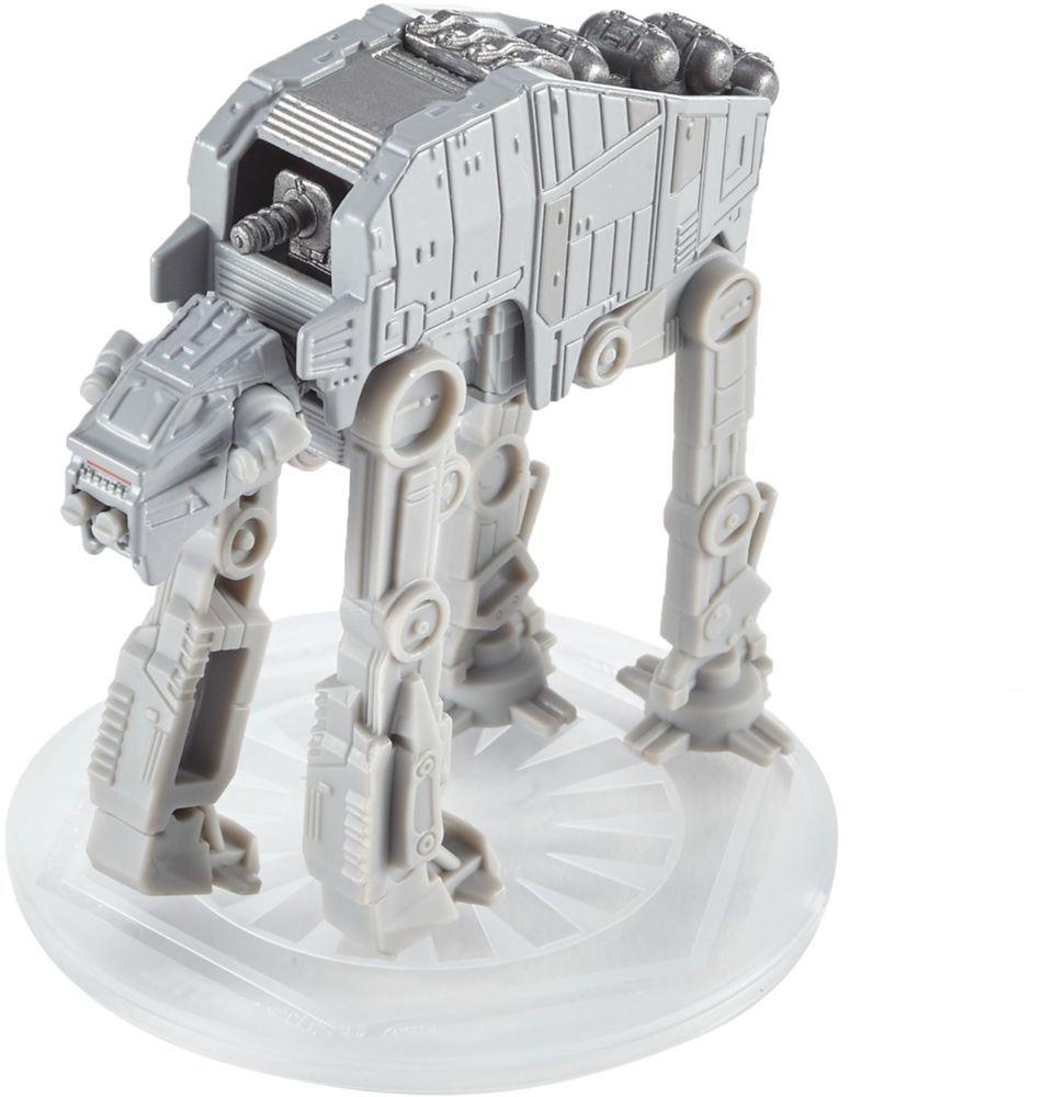 Hot Wheels Star Wars:Last Jedi First Order Heavy Assault Walker Die-Cast Vehicle