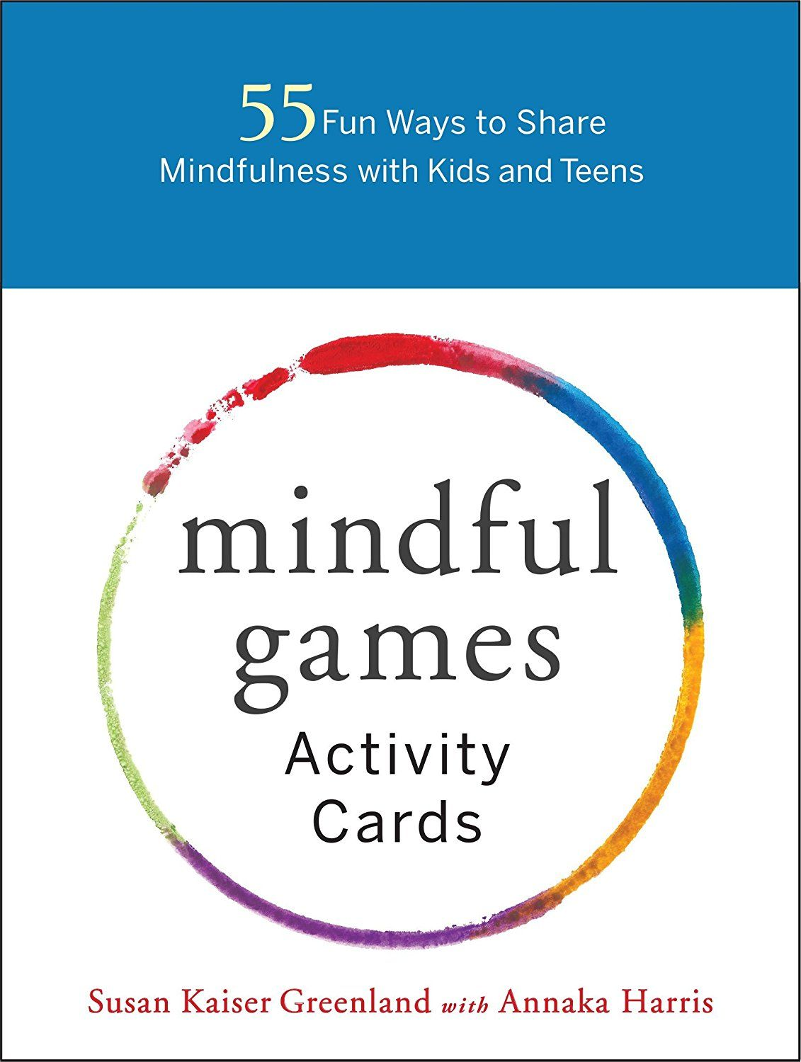 Mindful Games Activity Cards 55 Fun Ways To Share