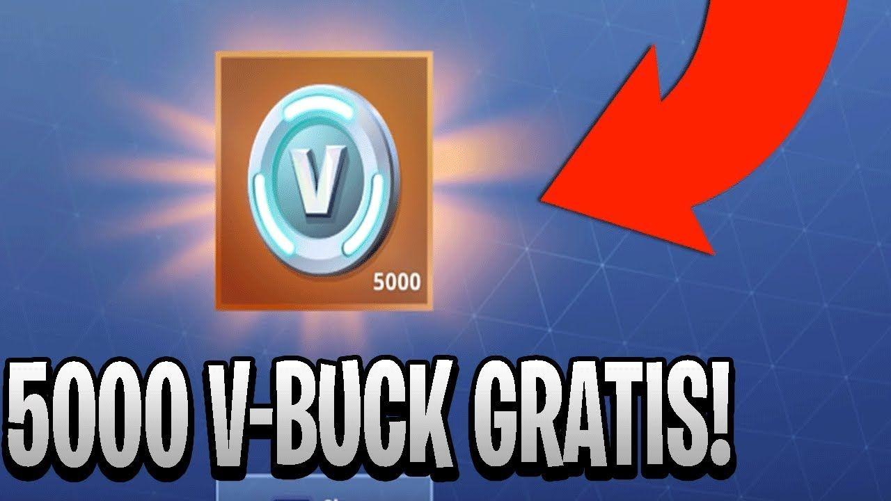 5000 vbucks gratis in 2020 ps4 gift card fortnite
