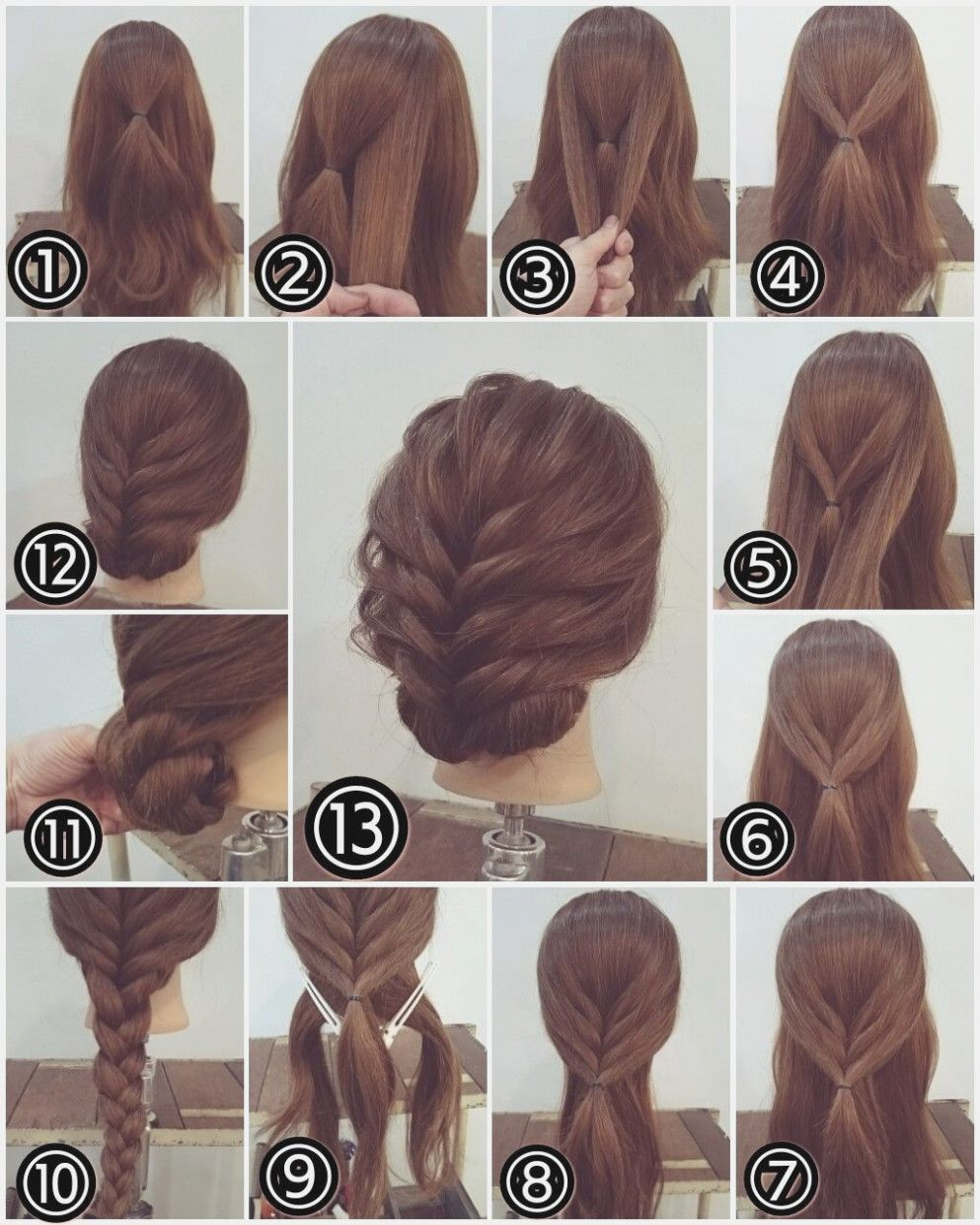 Image Result For Formal Hairstyles Do It Yourself Low Updo Party Hairstyles For Long Hair Long Hair Styles Long Hair Tutorial