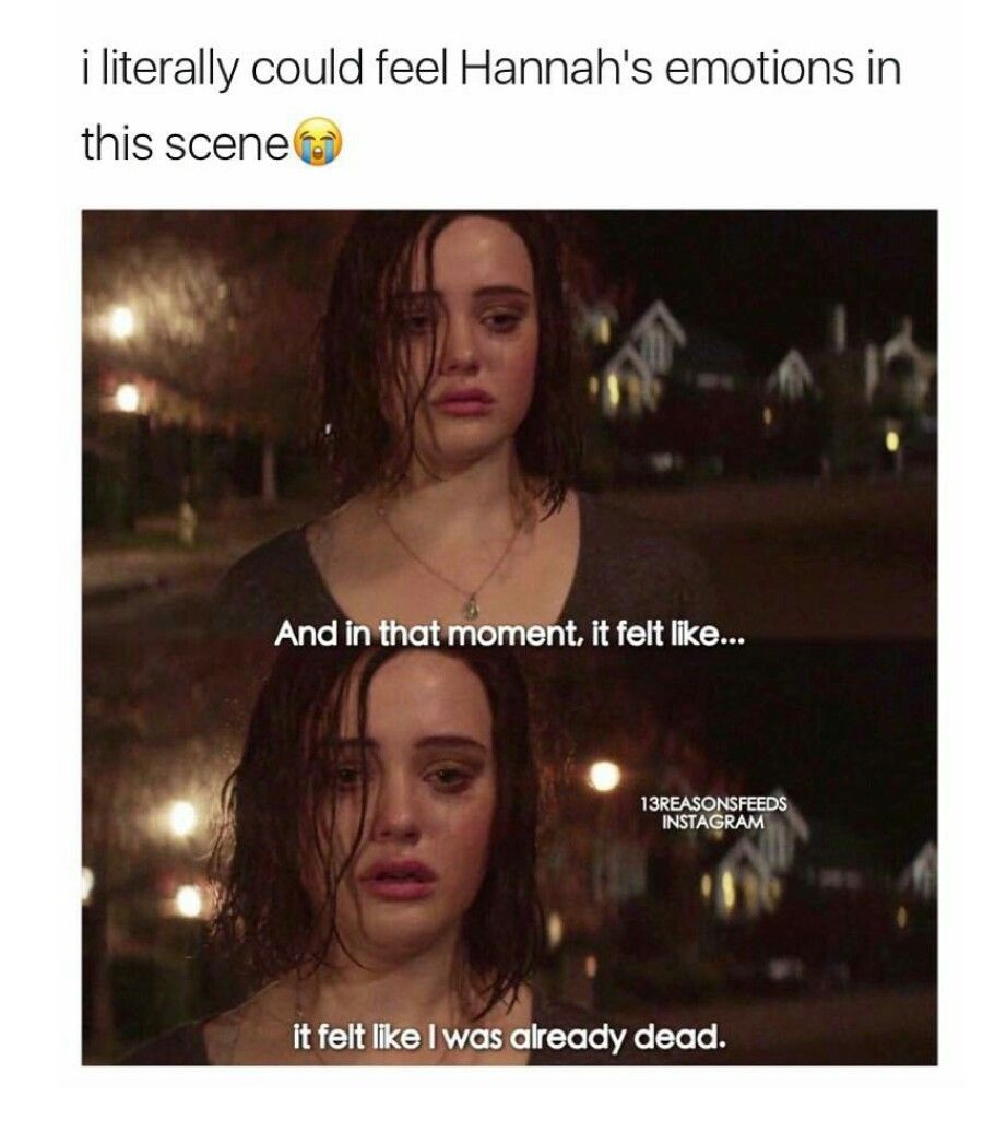 Image of: Flipped This Scene Was So Heartbreaking 13 Reasons Why Quotes Thirteen Reasons Why Anxiety Thoughts Goalcast This Scene Was So Heartbreaking 13 Reasons Why In 2019 13