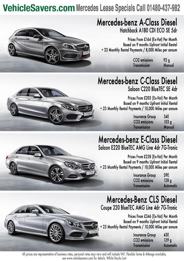 Vehicle Savers Uk On Twitter Benz A Class Car Lease Lease Specials