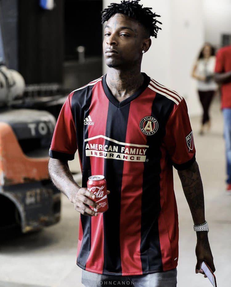 40adf8b243e 21 Savage x Atlanta United FC