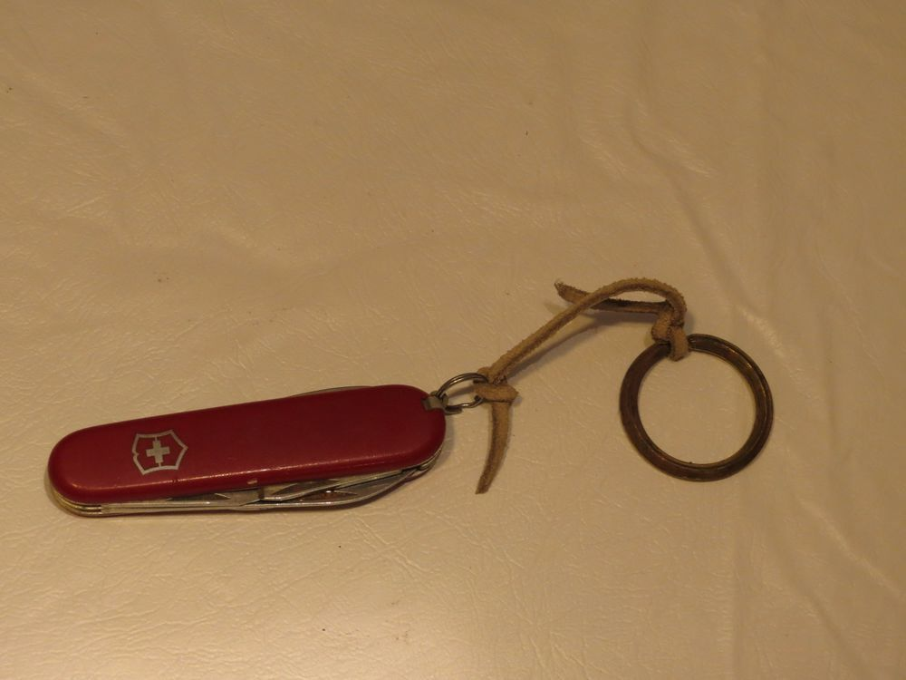 Rare Vintage Swiss Army Knife Pocket Rostfrei Victorinox