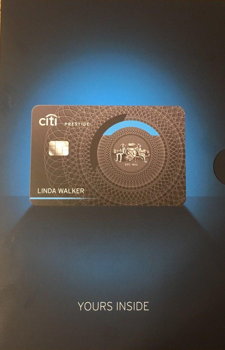 Review of Metal Citi Prestige Card phillipsloop citi