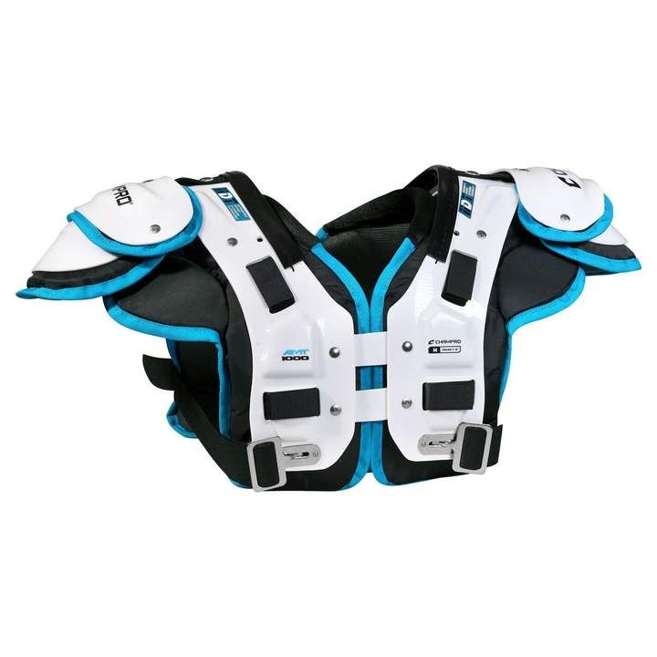 CHAMPRO SCORPIAN  YOUTH FOOTBALL SHOULDER PADS VARIOUS SIZES