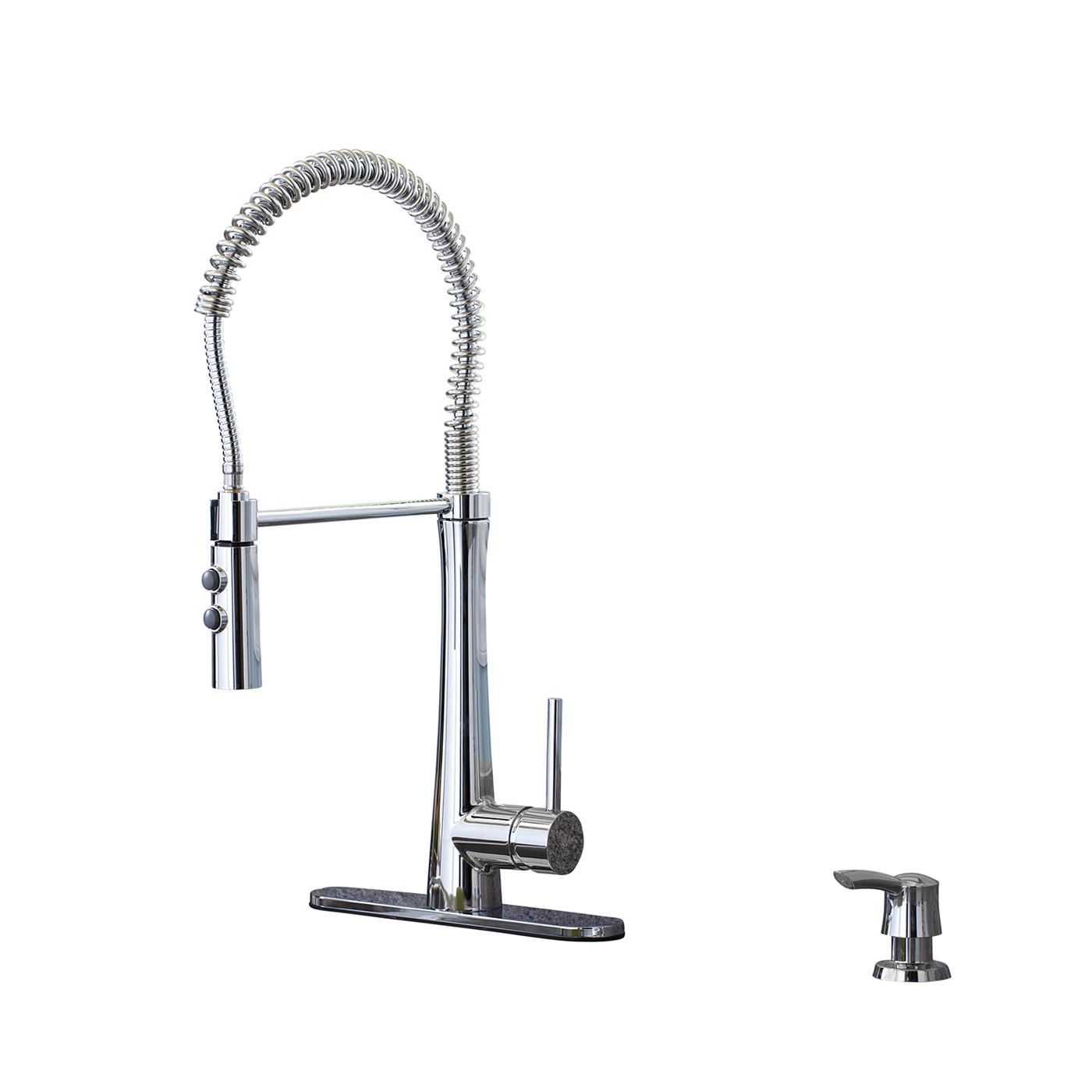 Giagni Pd180 Fresco 1 Handle Pre Rinse Kitchen Faucet Kitchen Faucet Moen Kitchen Faucet Kitchen Faucets Lowes
