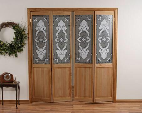 Bistro Bifold Door » | home | Pinterest | Doors, Wooden bifold doors ...
