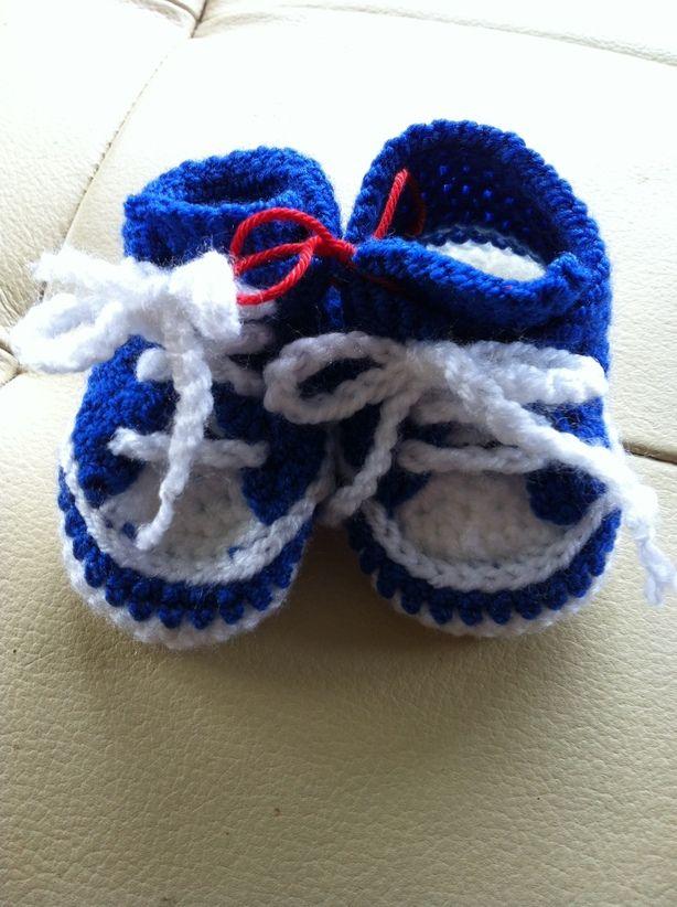 Baby Sokjes Haken Is Zooo Leuk Haken Pinterest Haken Crochet