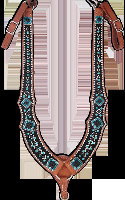 Heritage Brand tack rocks! - Monet Breast Collar, DaVinci ...