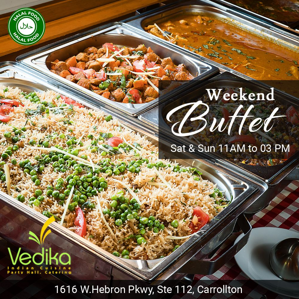Experience The Classic Taste Of Special Indian Buffet Comes With